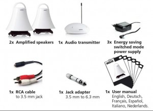 Speaker Anywhere 352